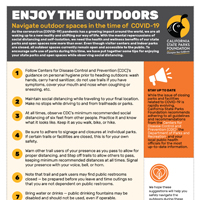 COVID Outdoors Guide