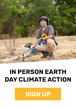 in person earth day