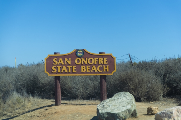 San onofre state beach 1971